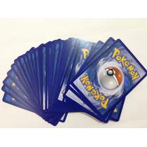 Cartas Pokemon Lote 30 Cartas - C/ Cartas Raras