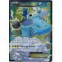 Carta Pokemon Thundurus Ex Full Art 98/108 Céus Estrondosos