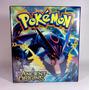 Álbum Tipo Fichário Para Cards Pokémon C/10 Transparências