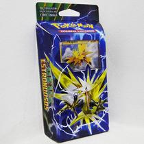 Deck Pokémon Xy Céus Estrondosos Cavaleiro Da Tempestade