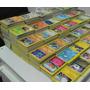 100 Cartas Pokemon/ Sem Repetidas + Pacote Booster Brinde