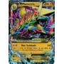 Carta Pokemon - Mega Manectric Ex - Força Fantasma - 24/119