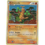 Pokemon Sudowoodo Holofoil Heart Gold Soul Silver Unleashed