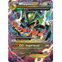 Carta Pokemon - Mega Rayquaza Ex 61/108 Roaring Skies Inglês