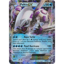 Pokemon Palkia Ex Xy Breaking Point Inglês