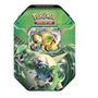 Lata Pokémon Xy Kalos Power Chesnaug Ex Português - Original