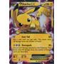 Carta Pokemon - Pikachu Ex Promo - Xy84