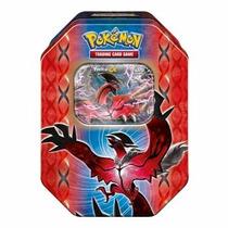 Pokémon Lata Lenda De Kalos - Yveltal Ex