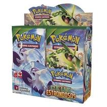 Pokemon Box Xy 6 Céus Estrondosos - Português