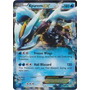 Carta Pokemon Kyurem Ex Legendary Treasures Inglês