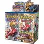 Caixa Booster Box- Pokémon Xy 9 - Turbo Colisão - Lacrado