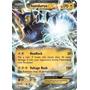 Carta Pokemon Thundurus Ex Roaring Skies Inglês