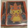 Shield Sleeve Japonês Pikachu Charizard 64 Un - Pokémon Tcg