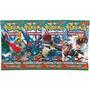 Kit De 10 Pacotes Cartas Pokémon Xy !!!