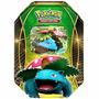 Lata Pokémon Xy4 Força Fantasma Venusaur Ex Power Trio Cards