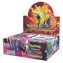 Box 36 Booster Cards Pokémon Xy Força Fantasma