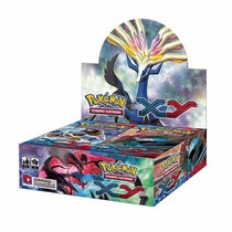 Pokémon Box Display Xy 1 36x5