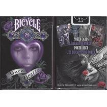 Baralho Bicycle Anne Stokes Collection V2 - Edição Limitada