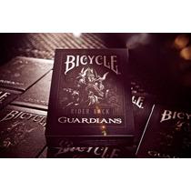 Baralho Bicycle Guardians V2 - Theory11 - Pôquer Poker