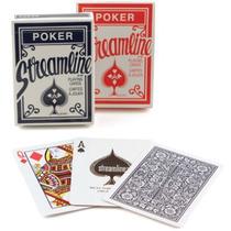 Par De Baralhos Streamline Poker - Importados Pôquer Uspcc