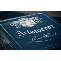 Baralho Aristocrat - Azul Ou Vermelho - Mágica Pôquer Poker