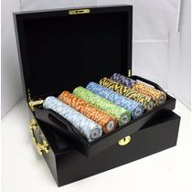 Maleta De Poker Monte Carlo 500 Fichas