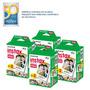 Fujifilm Instax Mini - Filme Com 80 Fotos - Pack Com 4 X 20