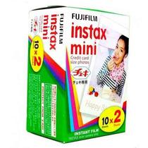 Filme Instax Mini Fujifilm 60 Fotos 3 Caixas