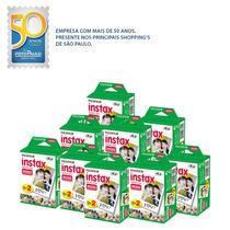 Fujifilm Instax Mini - Filme Com 180 Fotos - Pack Com 9 X 20