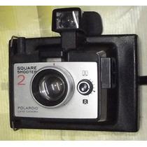 Camera Maquina Fotografica - Polaroid Square Shooter 2