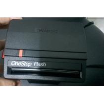 Máquina Polaroid Onestep Flash Câmera