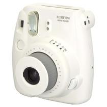 Câmera Instantânea Fujifilm Instax Mini 8 White + 20 Fotos