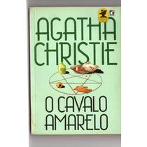 Livro Agatha Christie / O Cavalo Amarelo / Editora Record