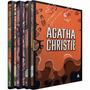 Box Coleção Ágatha Christie Luxo 3 - Capa Dura (3 Livros)