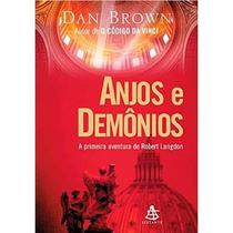Livro Anjos E Demônios Edição Econômica Dan Brown