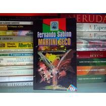 Livro Martini Seco Fernando Sabino Dueto Livros Frete Grátis