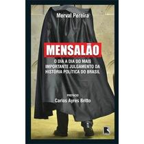 Livro Mensalão De Merval Pereira Editora Record Frete Grátis