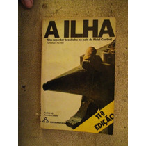 A Ilha Fernando Morais Editora Alfa-ômega 1977