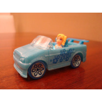 Carro Da Polly Pocket - 1/64 - Mattel