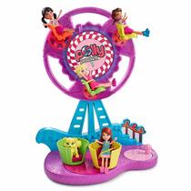 Polly Pocket Parque Diversão Roda Gigante Lançamento Mattel