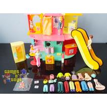 Shopping Da Polly Pocket Com Acessorios Mattel