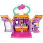 Boneca Polly Pocket Sorveteria Pollyville - Original
