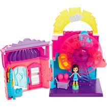 Pollly Pocket Parque De Diversões - Mattel