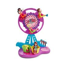 Polly Conjunto Parque Roda Gigante Mattel Cfm25 056927