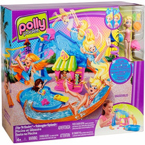 Polly Pocket Festa Na Piscina - W6221