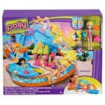 Polly Pocket Festa Na Piscina W6221 - Promoção Mattel