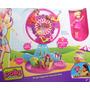Roda Gigante Açucarada Polly Pocket Mattel Cfm25