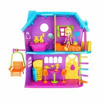 Polly Melhor Casa De Todas - Mattel