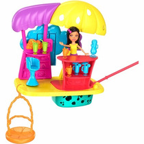 Polly Pocket Wall Party - Casa De Sucos - Mattel - Lacrada