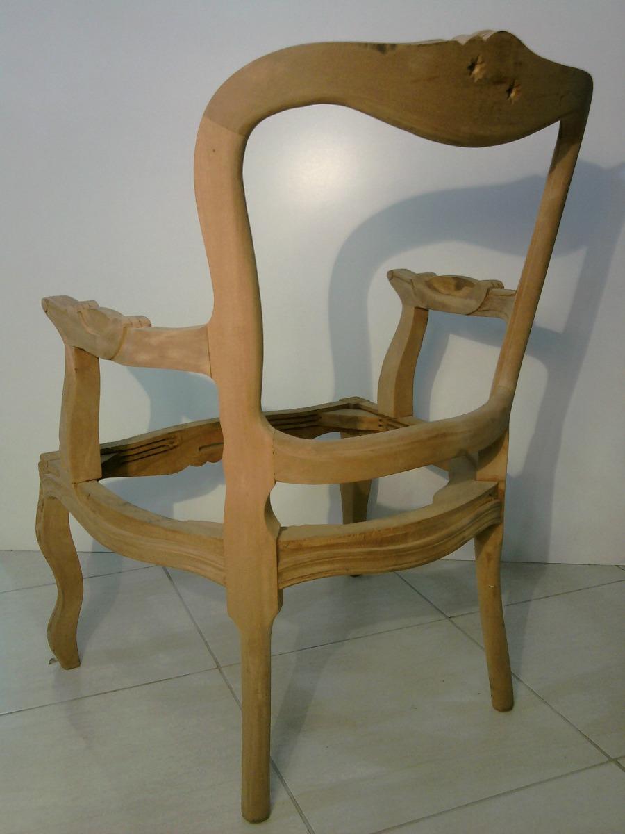 Gabinete para banheiro cadeira luis xv no osso - Sillas antiguas baratas ...